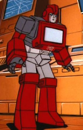 Cartoon Ironhide