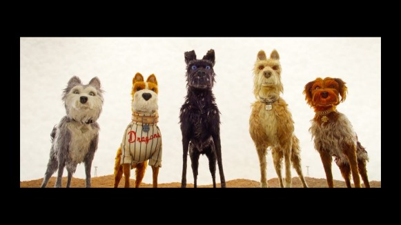 Isle of Dogs 5 dogs